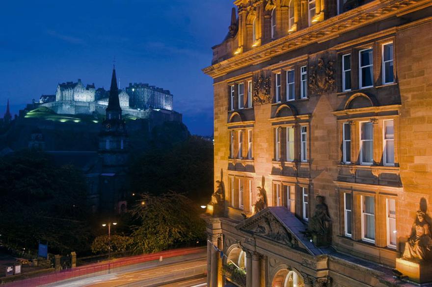Waldorf Astoria Edinburgh – The Caledonian