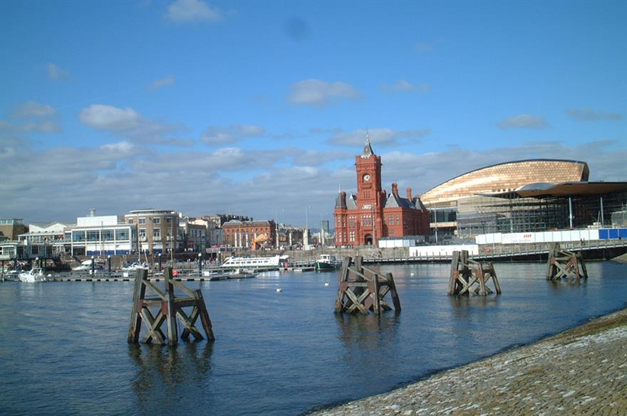 Cardiff Council hopes to create an international convention centre