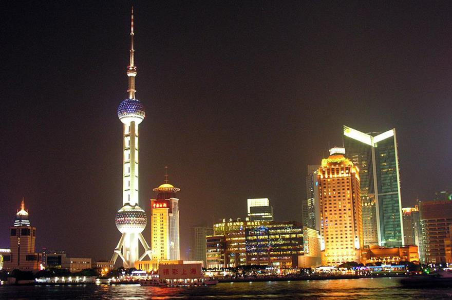 Business spend in China falls short to 1.6% in 2014