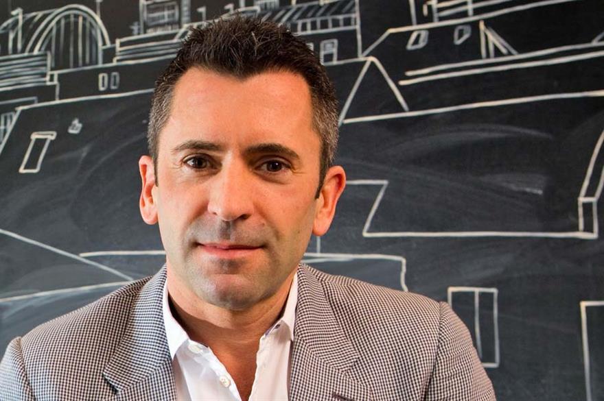Absolute Corporate Events' managing director Chris Parnham