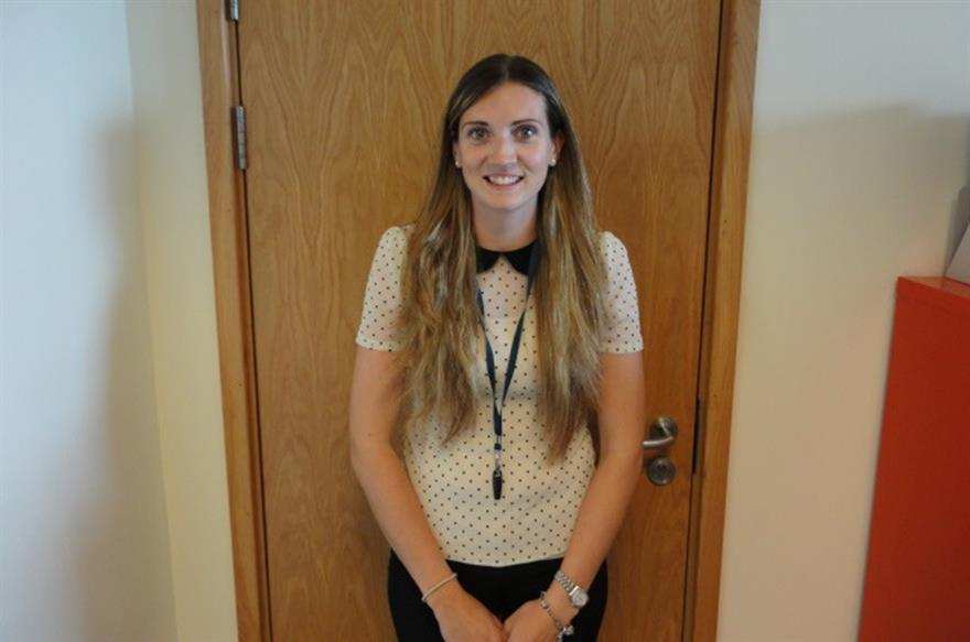 Ciara Jordan is one of three new hires at Center Parcs Conferences & Events