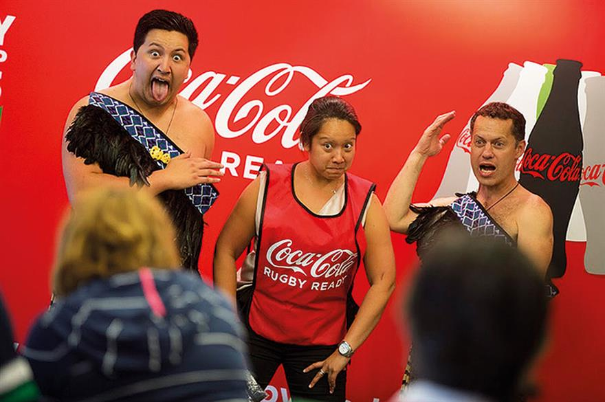 Coca-Cola Rugby Ready