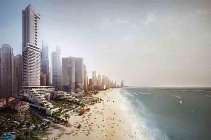 The Corinthia at Meydan Beach
