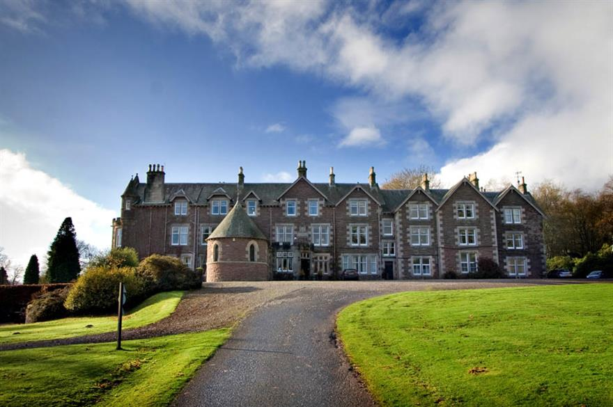 Andy Murray's Cromlix House Hotel, Perthshire, Scotland (Weir Photography)
