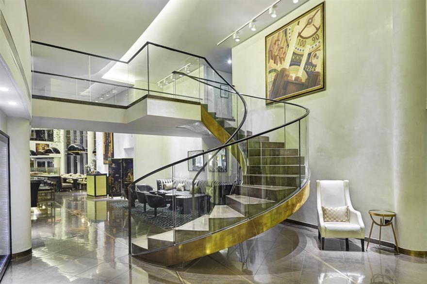 Crowne Plaza London – Battersea hotel