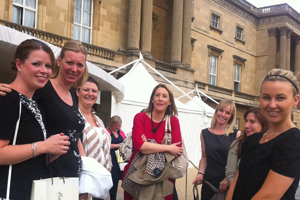 In pictures: Hotel Republic hosts event planners at Buckingham Palace