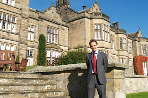 Matfen Hall targets C&I market with new business development manager