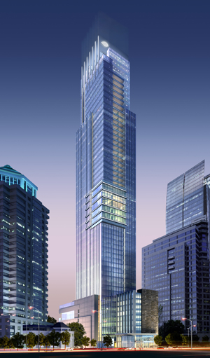 Mandarin Oriental, Atlanta and The Residences: opens 2011