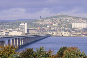 Dundee to host police forces in June 2011