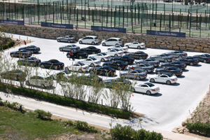 Mmercedes-Benz holds training events in Benidorm