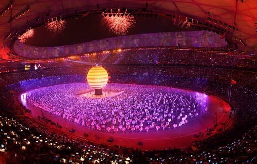 "Olympic Opening Ceremony organiser: ""Britain has a huge base of event creatives"""