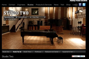 Abbey Road Studios appoints Smyle as technical event partner