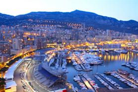 Monaco sets itself ambitious events target