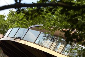 Chewton Glen's new Treehouse Suites