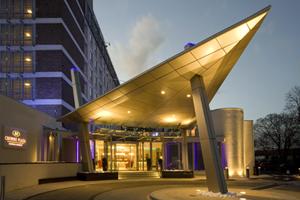 Crowne PLaza Gatwick-Crawley: new conference centre