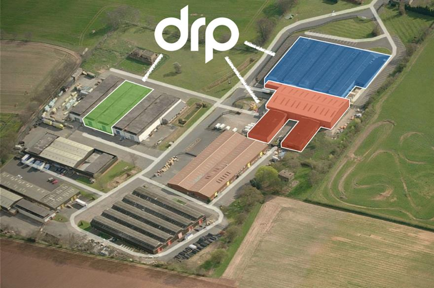Agency drp is expanding its offices