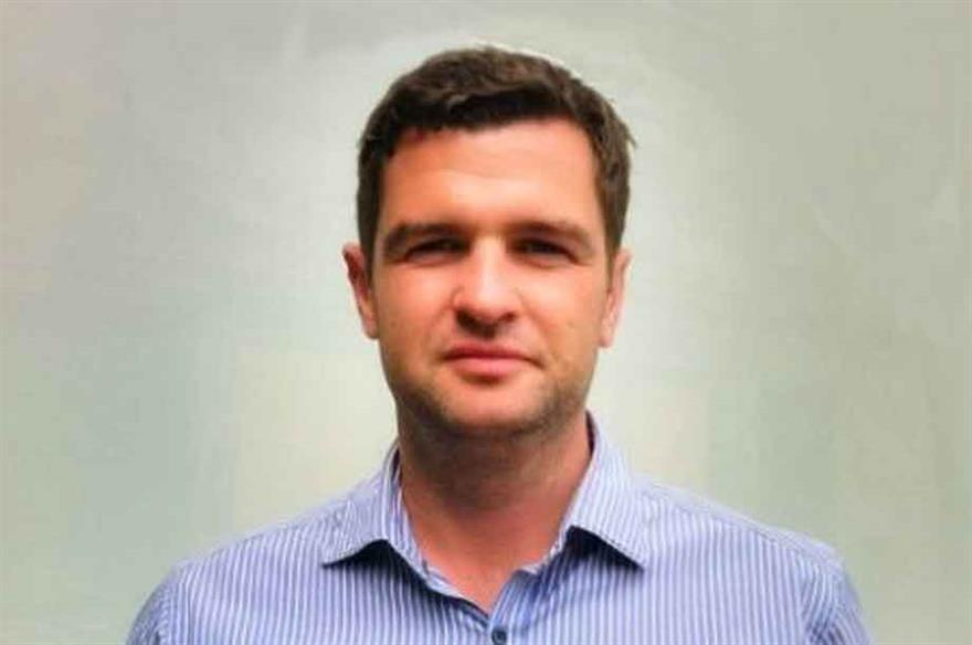 Damian Norman, managing director, Telegraph Events