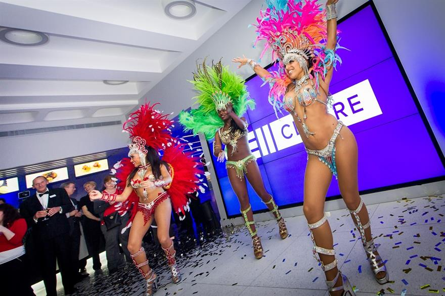 QEII celebrates £12m refurb