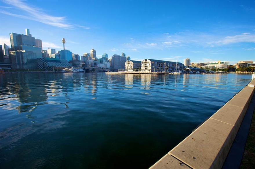 The International Convention Centre Sydney will open in Darling Harbour in 2016