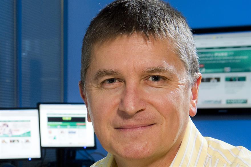 David Preston joins WRG