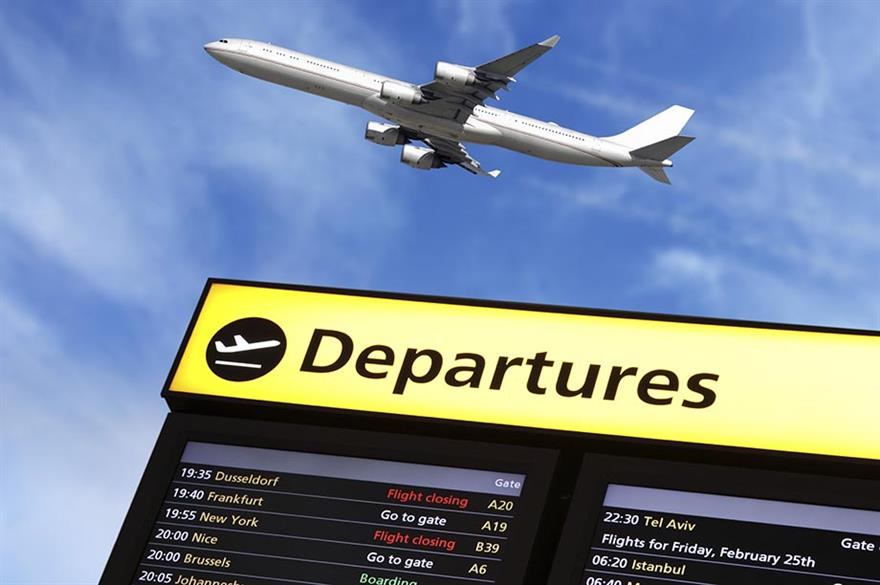 2016 Preview: New UK outbound flight routes 2015-2016 (©iStockphoto.com)