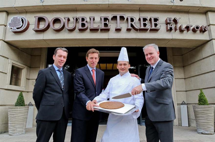Doubletree by Hilton opens in London Islington