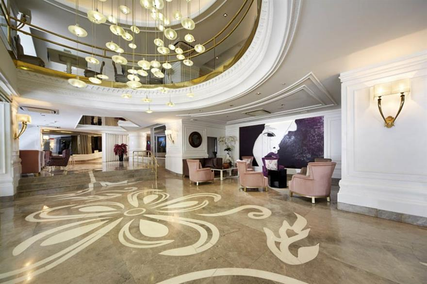 Doubletree by Hilton Izmir – Alsancak hotel