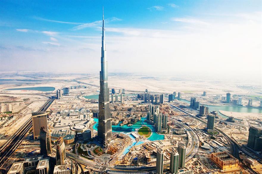 Dubai cityscape (©Global-conferences.eu)