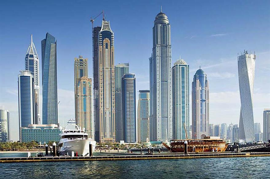 Dubai has won a bid to host the 2015 International Dragon Award (IDA) meeting