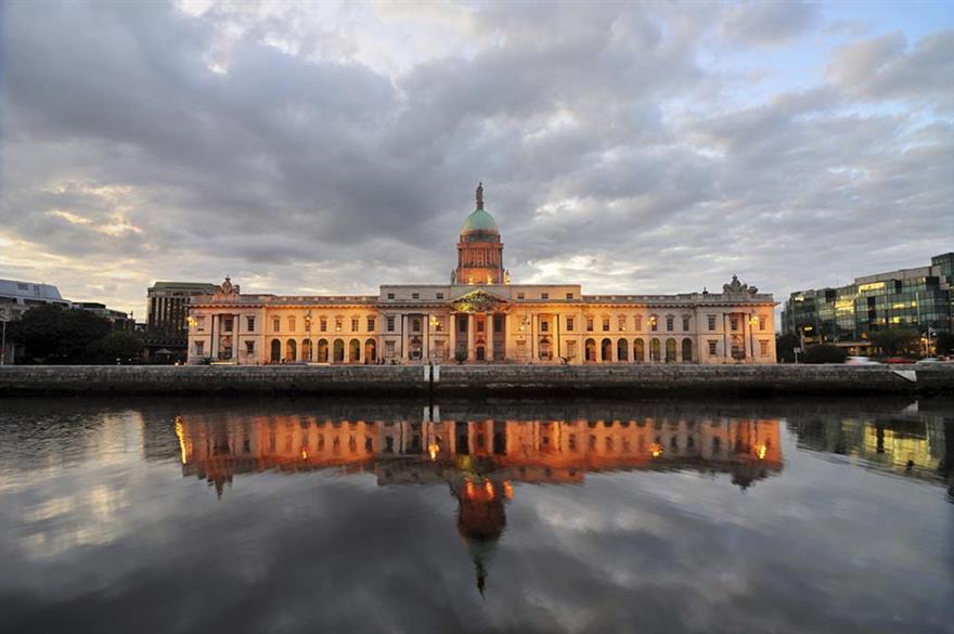 Custom House, Dublin