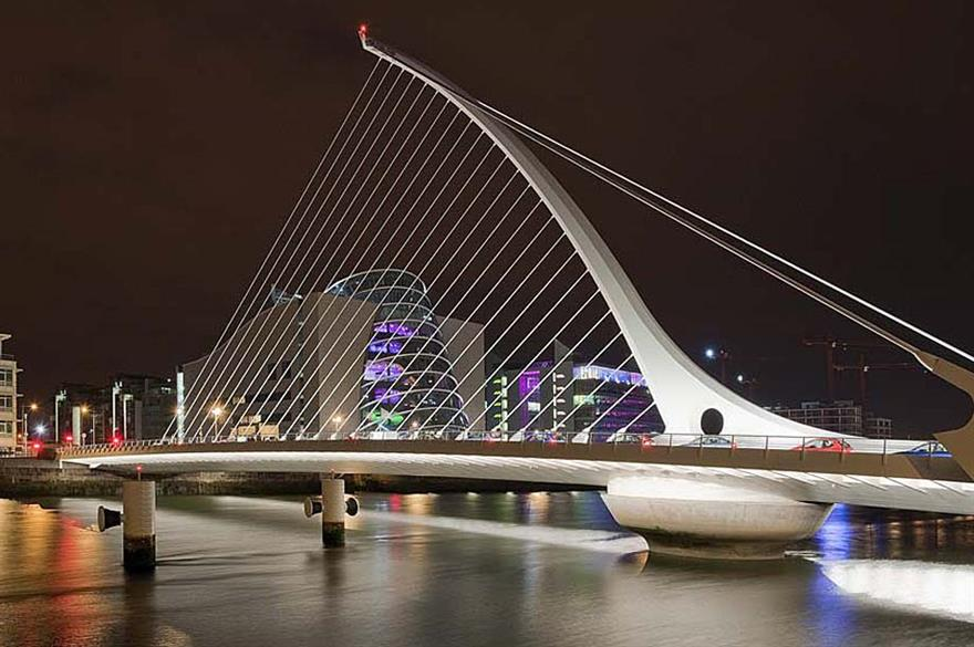 The Convention Centre Dublin will host the biomechanics' 2018 conference
