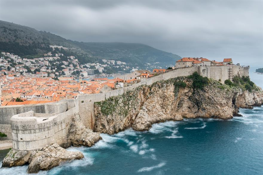 Dubrovnik, the location for Kings Landing in Game of Thrones (image credit: iStock)