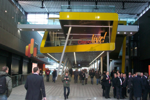 Cisco Live takes place at ICC London Excel
