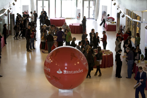 Santander runs retail incentive event in Madrid