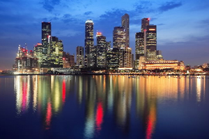 Singapore helping drive growth for HRG