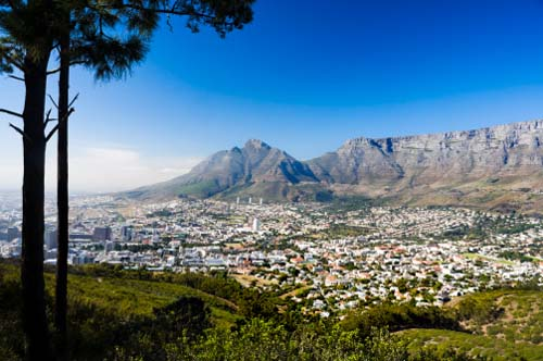 Cape Town was 54th in ICCA's Country and City rankings report 2011