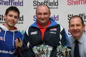 Sheffield plans major sports events programme for 2011