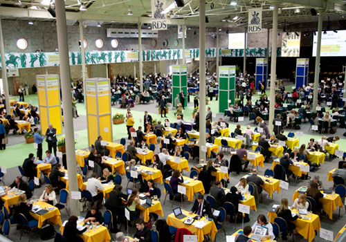 Generate revenue by hiring out your event space