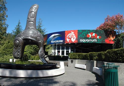 The Vancouver Aquarium will host the International Aquarium Congress in 2016 for 1,500