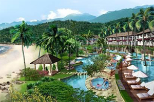 Plans for the Dusit Thani Sanya in China