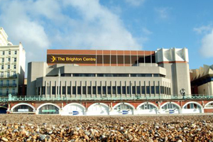 GMB picks Brighton for congress events