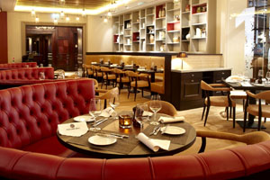 Leeds Marriott Hotel completes refurbishment