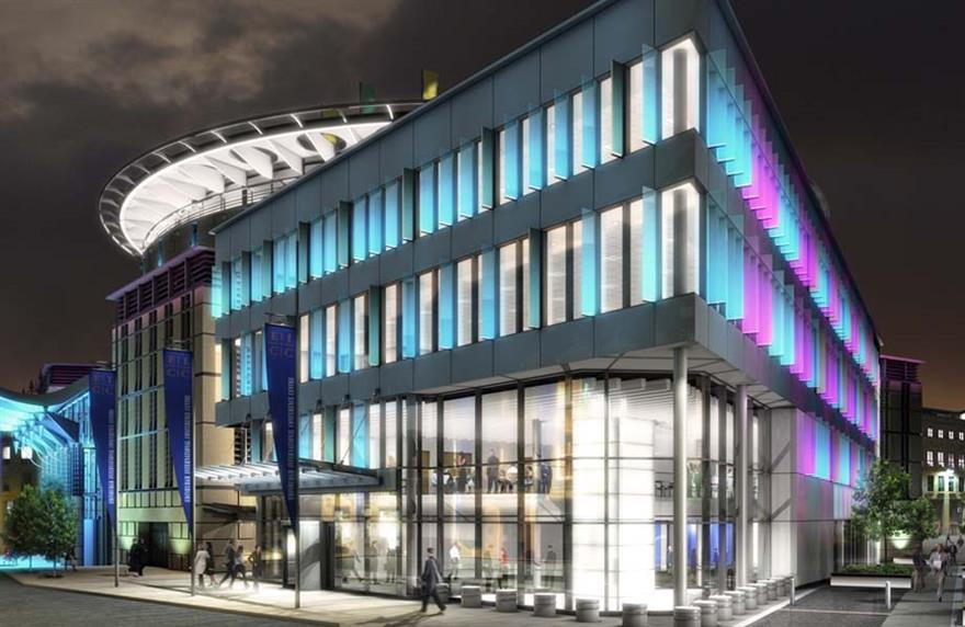 Edinburgh International Conference Centre has secured three new business events