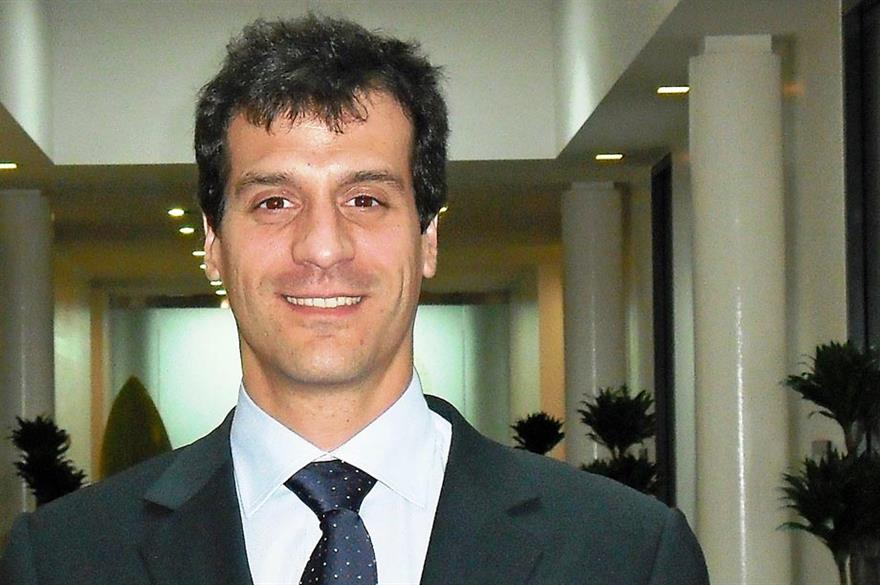 Eduardo Hidalgo of Universal World Events Spain
