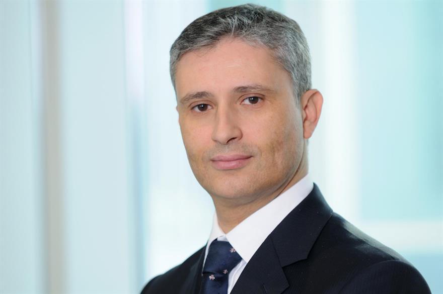 GBT managing director Elyes Mrad