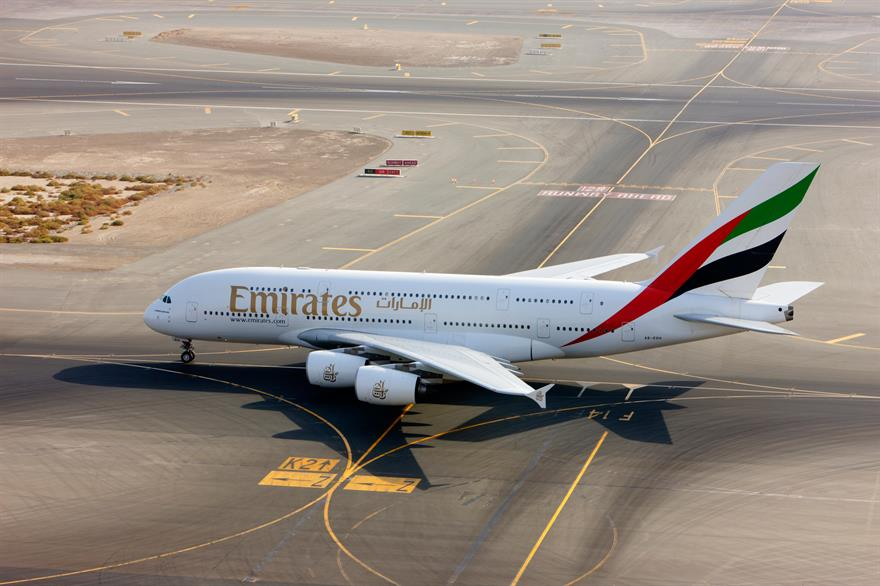 Emirates launches second daily A380 between Manchester and Dubai