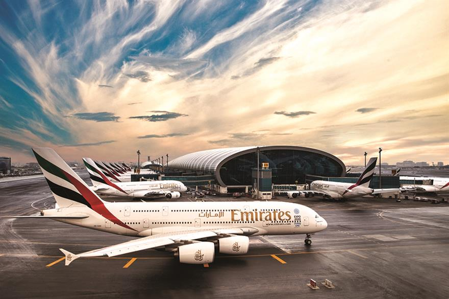 Emirates doubles London to Dubai service