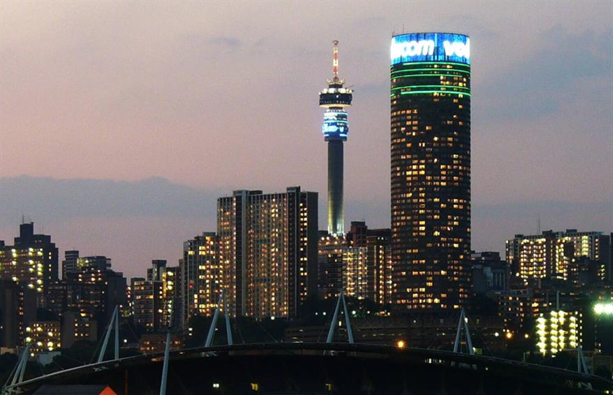 MCI has opened an office in Johannesburg