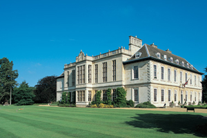 Stapleford Park: reportedly hosts royal party that attracts Mariah Carey and Janet Jackson