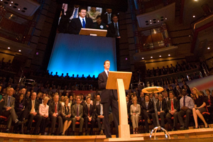 David Cameron to speak at Local Government Association annual conference